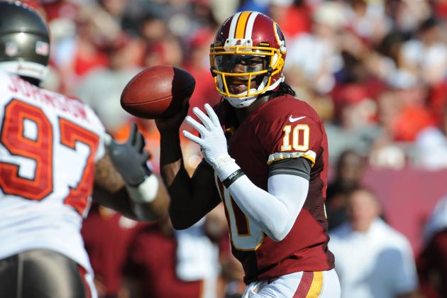Redskins & RGIII Survive Buccaneers on Last Second Field Goal from Billy Cundiff