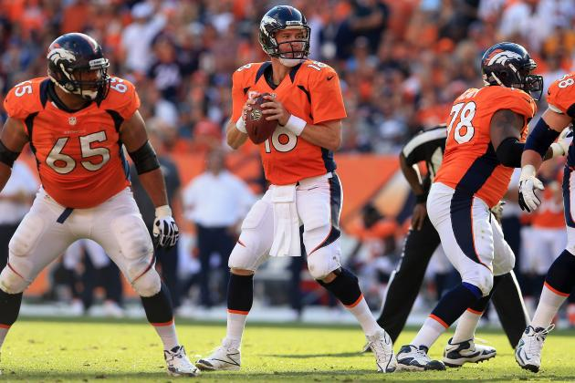 Peyton Manning Sharp as Denver Broncos Crush the Oakland Raiders