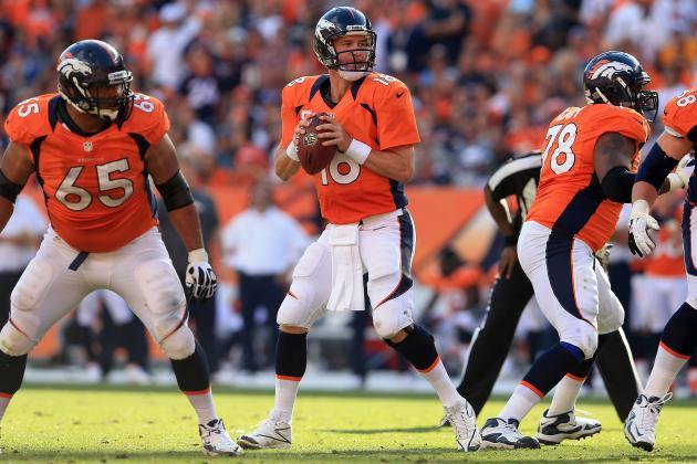 Peyton Manning Sharp as Denver Broncos Crush the Oakland Raiders