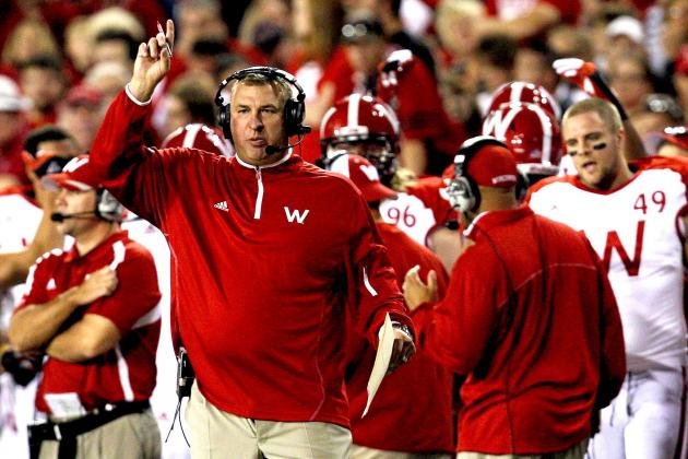 Wisconsin vs Nebraska: Why Badgers Are College Football's Biggest Disappointment