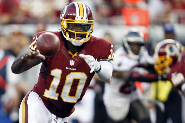 Robert Griffin III Boosts Rookie of the Year Odds with Game-Winning Drive