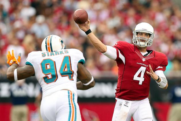 Dolphins vs. Cardinals: Kolb Comes Through Late as Dolphins Defeat Themselves