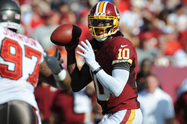 Robert Griffin III: Rookie QB Is Legitimate Pro Bowl Candidate