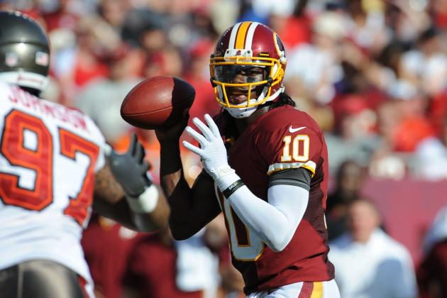 Robert Griffin III: Don't Sell High on Redskins' Talented Rookie QB
