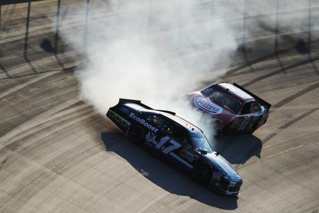 NASCAR Chase 2012: Drivers Who Needed Big Day on Sunday but Didn't Get It
