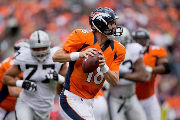 Peyton Manning: Broncos QB Will Make Pro Bowl in 2012