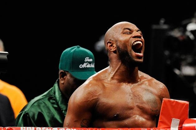 Seth Mitchell's Next Fight Is Johnathon Banks in Atlantic City on HBO Nov. 17