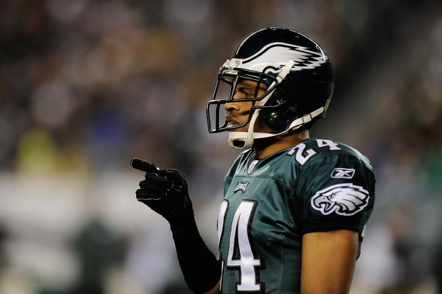 Nnamdi Asomugha Injury: Update on Eagles CB's Eye Injury