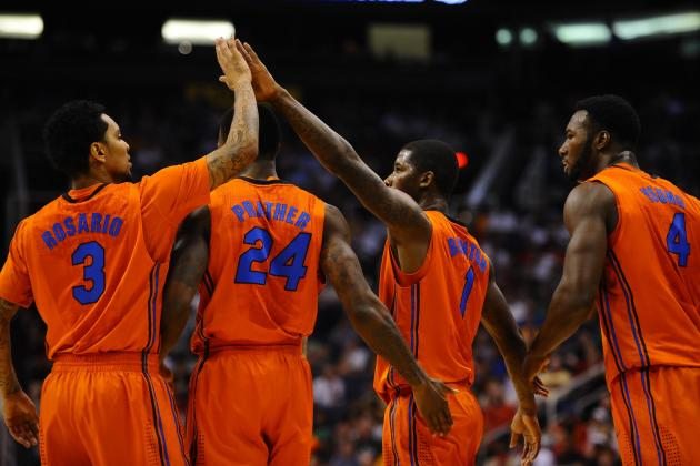Predicting Florida Gators' 2012 NCAA Conference Record