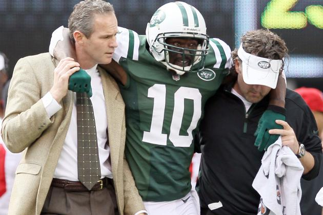 Santonio Holmes Injury: Viable Fantasy Football Replacements for Fallen Jets WR