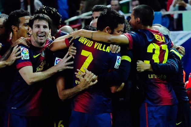 Barcelona's Comeback Shows Why They'll Win La Liga