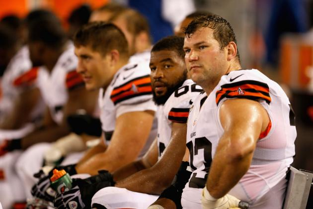 Grading Cleveland Browns' Positional Units at the First Quarter Mark