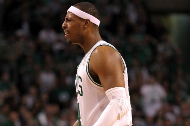 Pierce Expecting Big Things This Year