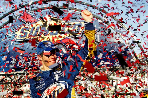 NASCAR: Is Brad Keselowski Ready to Become a Sprint Cup Champion?