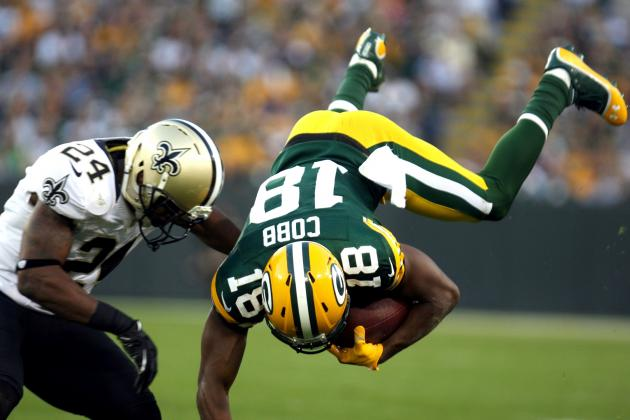 Saints vs. Packers: Aaron Rodgers Outduels Drew Brees as Saints Fall to 0-4