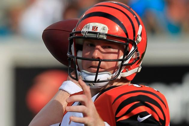 Cincinnati Bengals Winners and Losers in 27-10 Win over Jacksonville Jaguars