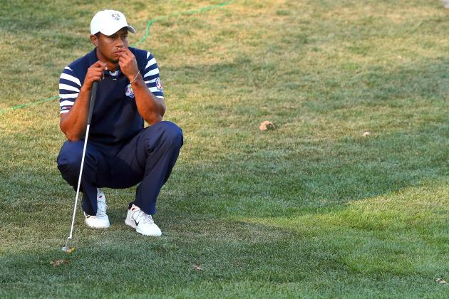Twitter Reacts to Stunning USA Collapse on Final Day of the Ryder Cup