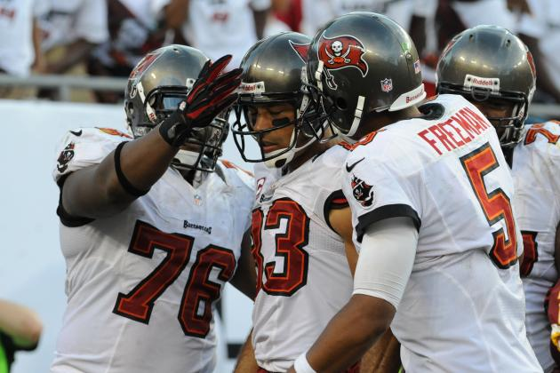 Redskins vs Buccaneers: Josh Freeman Shows Passing Chops in Loss