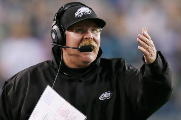 Giants vs. Eagles: Philly Overcomes a Lot to Win, but Can Andy Reid Be Trusted?