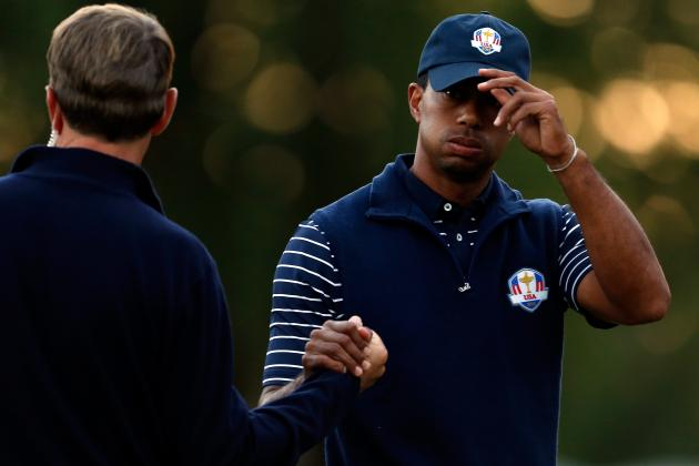 Ryder Cup 2012: US Choke Job Caps Off Season to Forget for Stars