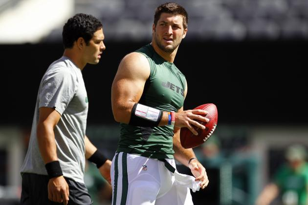 New York Jets: Tim Tebow Time Is Looming in East Rutherford as Sanchez Struggles