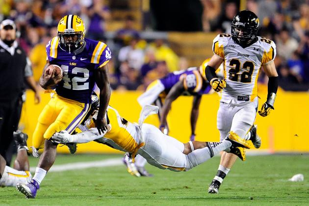 LSU Football: Winners and Losers from the Week 5 Game vs. Towson