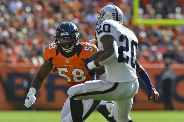 Raiders vs. Broncos: Oakland Headed into Bye Week with No Moral Victories