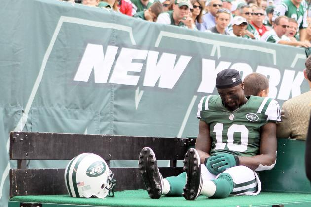Santonio Holmes Early X-Ray Comes Back Negative, and Other AFC East News