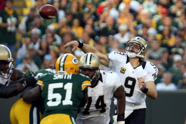 Packers vs. Saints: 6 Things We Learned in New Orleans' 28-27 Loss