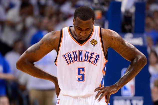 Should the Oklahoma City Thunder Consider Amnestying Kendrick Perkins?