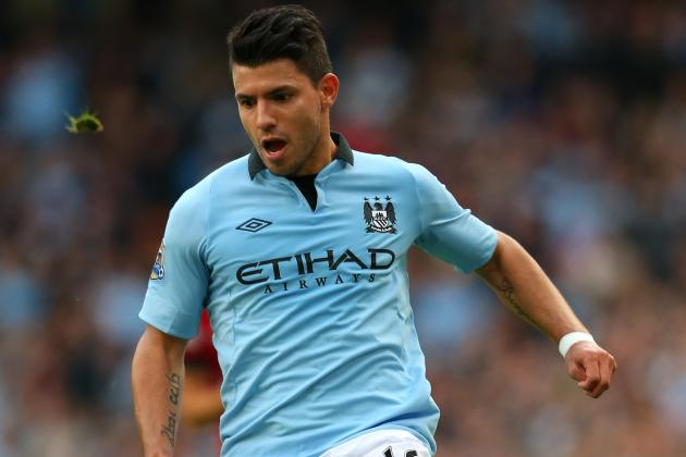 Aguero: British Players Given 'Privilege' on Calls