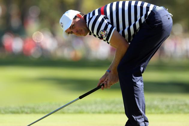 Ryder Cup 2014: Team USA's Young Golfers Will Learn from Epic Collapse