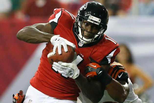 Julio Jones Injury: Updates on Falcons WR's Hand Injury