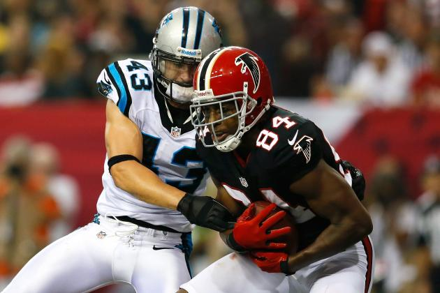 So Close ... Carolina Panthers Let Atlanta Falcons Pull off Great Escape, 30-28