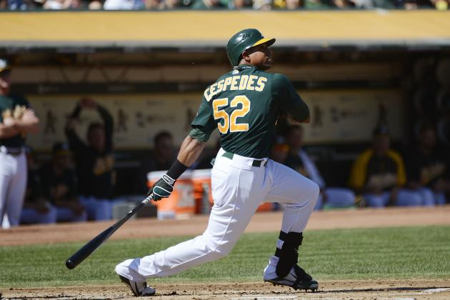 Oakland Athletics: Can Yoenis Cespedes Carry the A's in the Playoffs?
