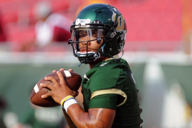 USF Prepares for Huge Big East Game Against Temple on Saturday