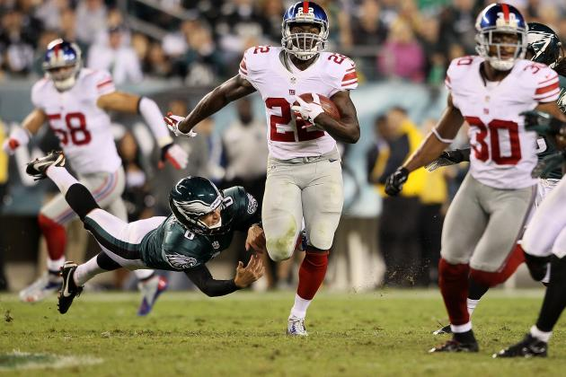 David Wilson: New York Giants Rookie RB Shows True Value as Return Ace