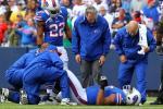 Bad Injury News for Bills