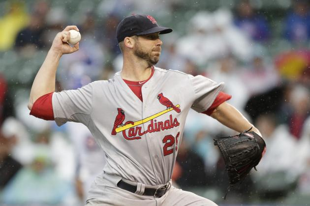 Chris Carpenter: Benefits of Pitcher Returning to St. Louis Cardinals' Rotation