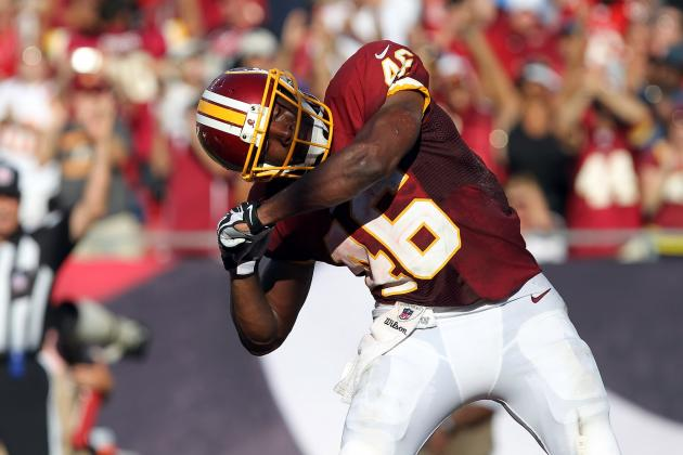 Alfred Morris: Time for the NFL to Take Notice of Washington Redskins Rookie RB