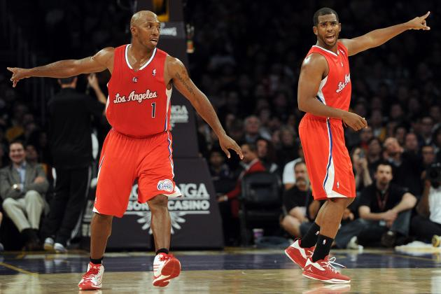 Examining How L.A. Clippers Will Fill the Chauncey Billups Void