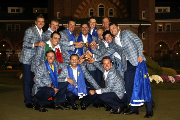 Ryder Cup 2012: Europeans Win the Greatest Show in Golf
