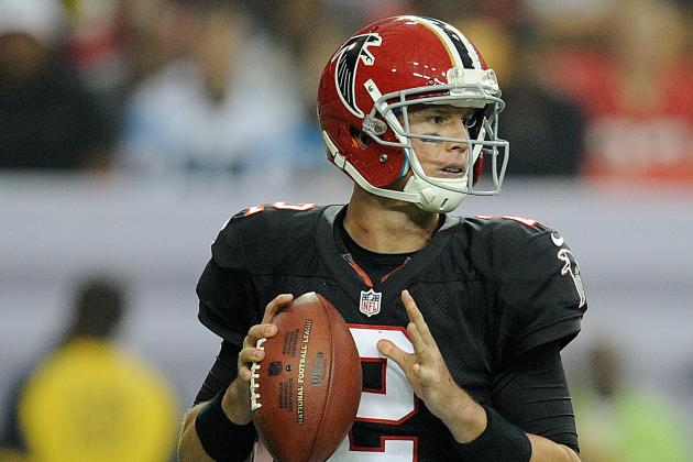 Falcons Beat Panthers 30-28 on Late FG Drive