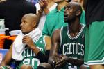 KG & Ray Allen No Longer on Speaking Terms