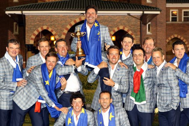 2012 Ryder Cup: Why the Europeans Continue to Dominate the Ryder Cup Matches