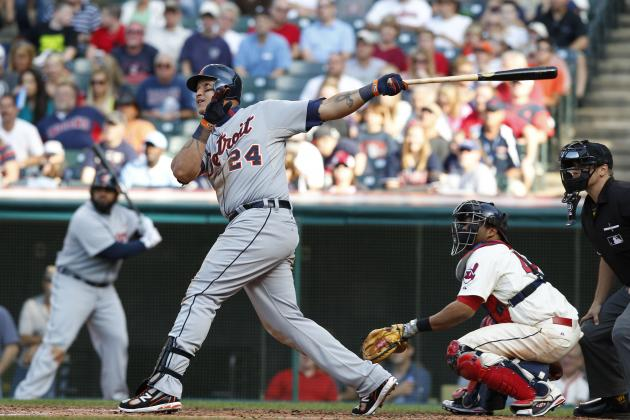 Miguel Cabrera: Triple Crown Season Wouldn't Enhance Tigers Star's MVP Case