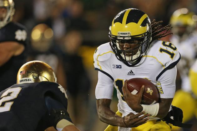 Michigan Football:  Biggest Worries for Brady Hoke and Big Blue