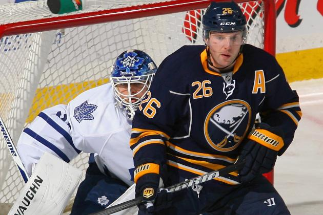 Report: Sabres' Vanek Will Play in Austria