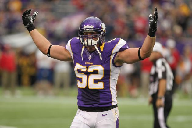 Minnesota Vikings: Chad Greenway Expects NFL Fine for His Hit on Calvin Johnson