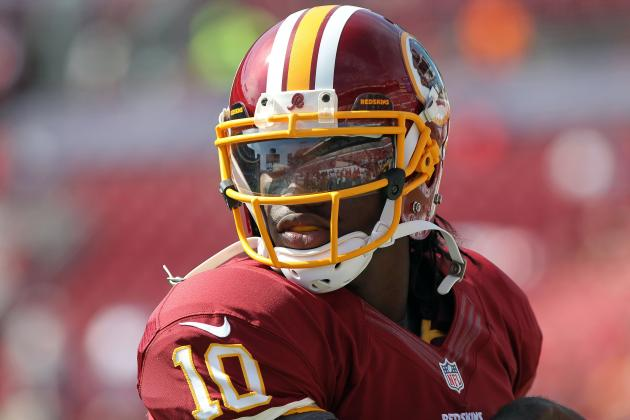 Robert Griffin III: Pros and Cons of Sitting QB in Fantasy Football Week 5